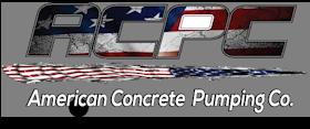 American Concrete Pumping Co. Logo