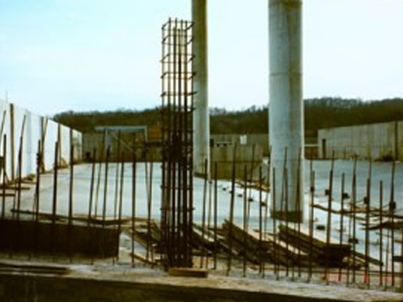 Lafarge manufacturing plant