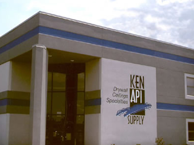 Ken API Supply commercial building project