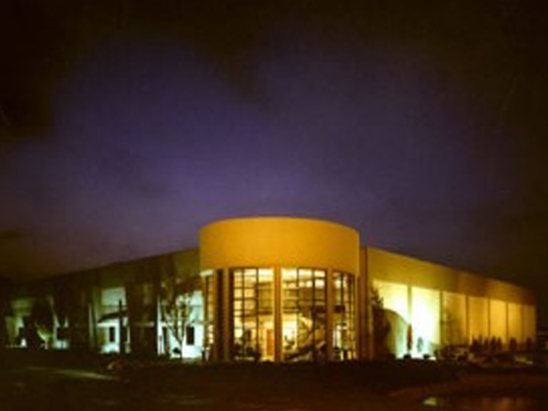 TWC Concrete Services Building