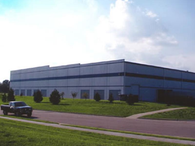 Verst Logistics Group Tilt up Warehouse
